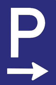 Auto parken am Flughafen